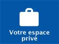 Votre espace privé